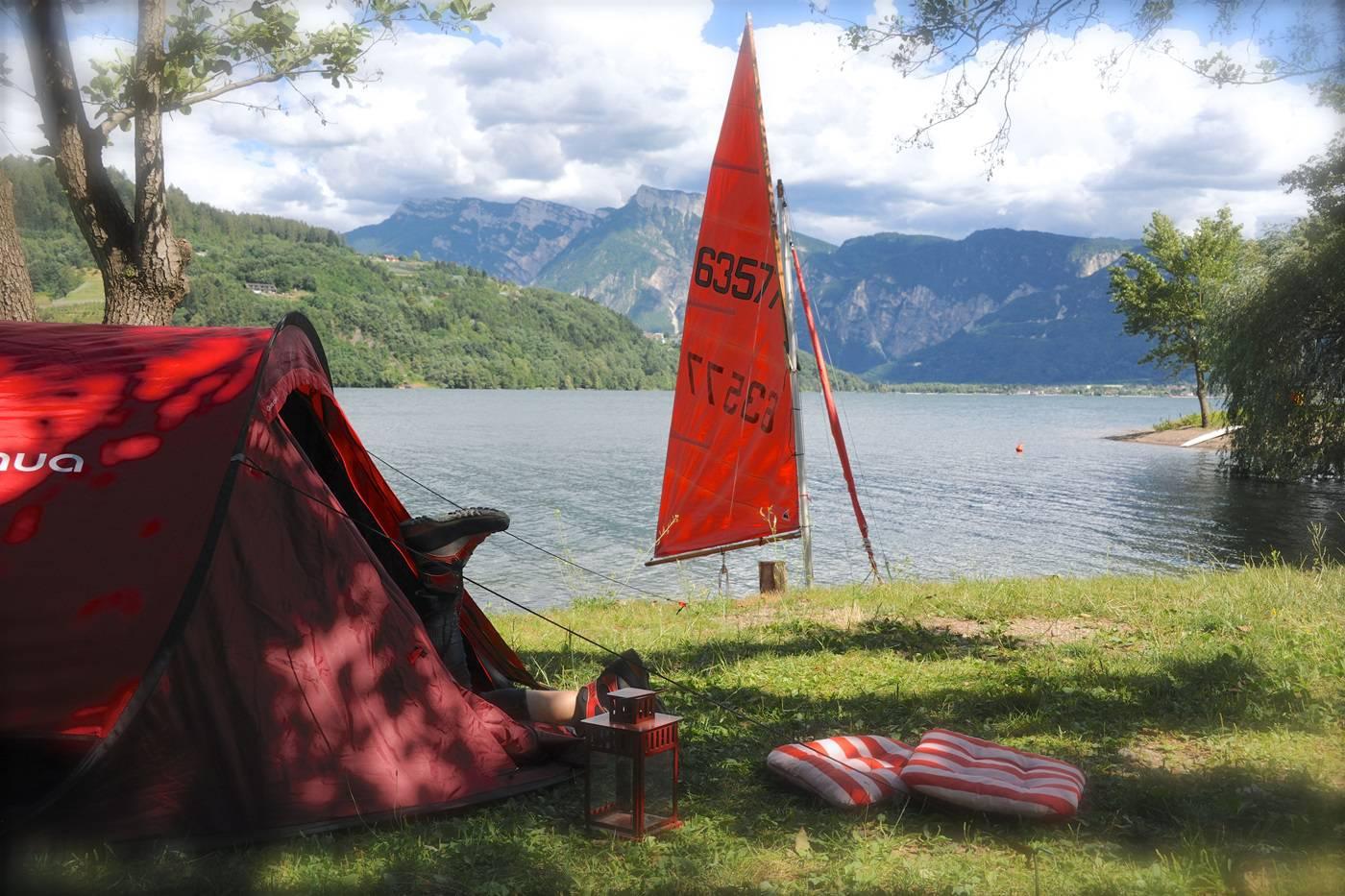 Campeggi in Valsugana, Trentino