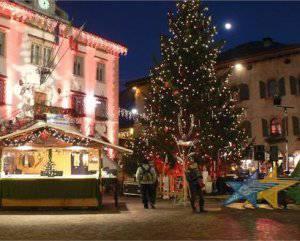 Kerstmarkt In Pergine Valsugana Kerst 2018 2019