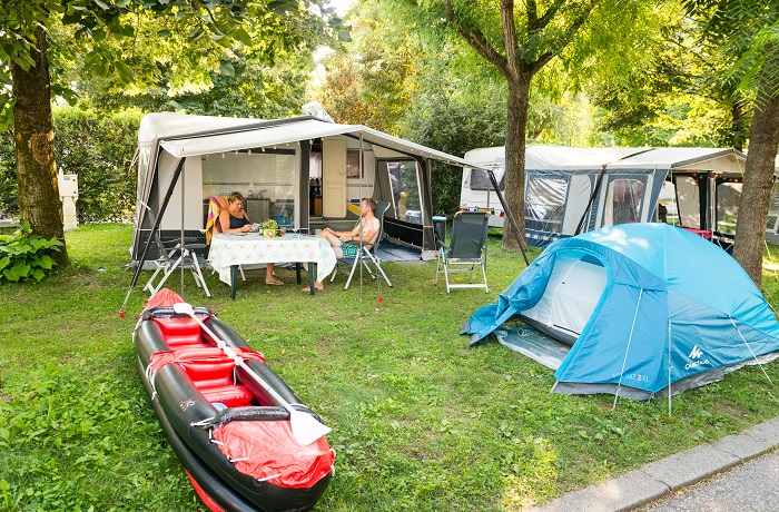 Camping Due Laghi Offerta Piazzola